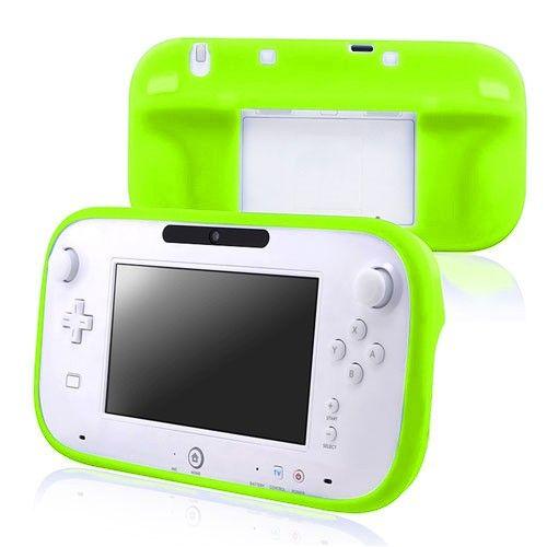 Soft Shell (Grønn) Nintendo Wii U Deksel