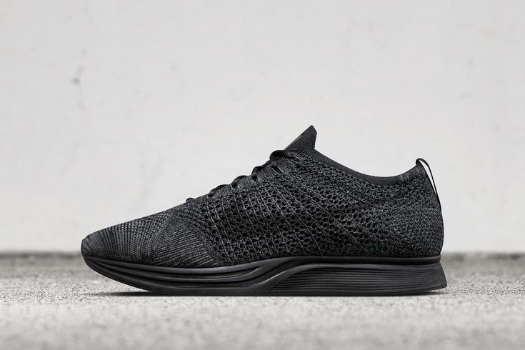 "Nike Flyknit Racer ""Triple Black"" Dropping Next Week - EU Kicks Sneaker Magazine"