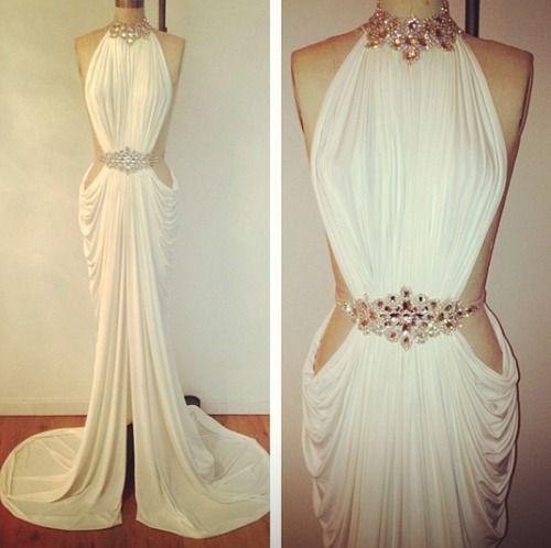 Greek Goddess Wedding Dress: CHAPTER 3: MODERN INSPIRATION FROM MINOAN
