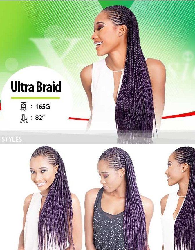 Original X Pression Xpression Ultra Braid Hair Extension For Unique Expression Xpression Ultra Original Braided Hairstyles Braid In Hair Extensions Braids