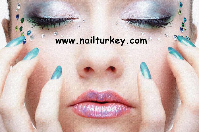 Kalıcı oje ve protez tırnak kullanarak zamandan tasarruf edin, satın almak için http://www.nailturkey.com