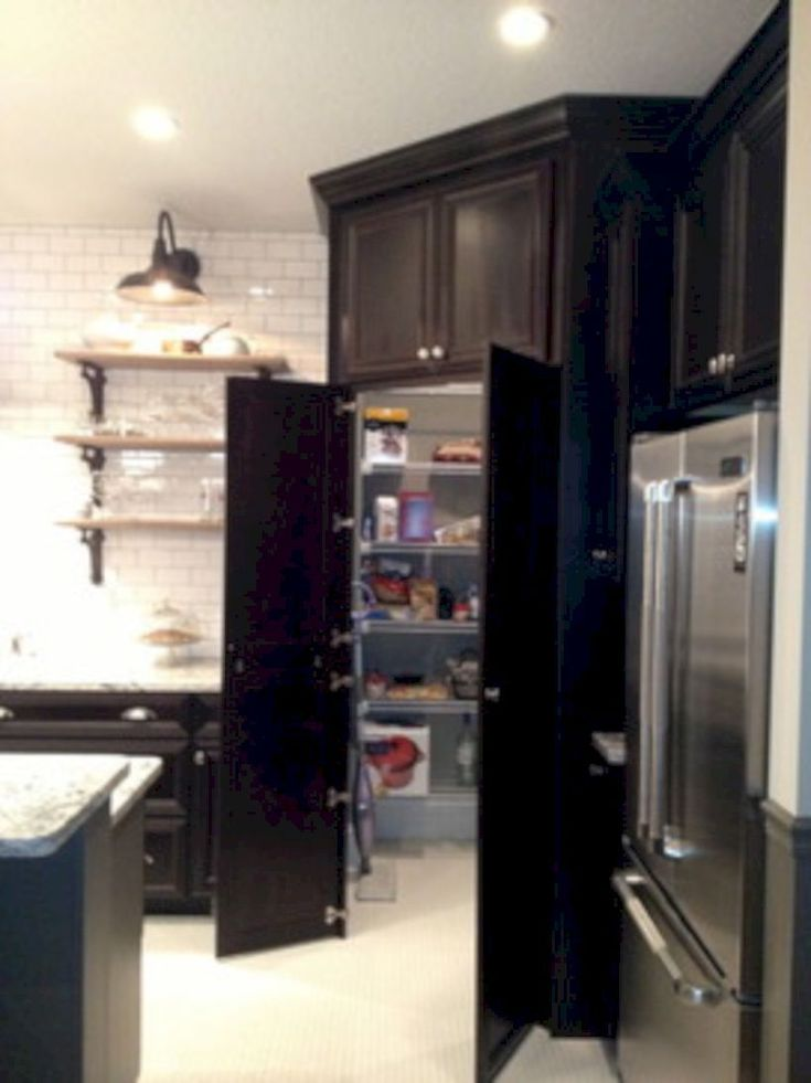 Best 25 stand alone pantry ideas on pinterest stand for Kitchen ideas guildford