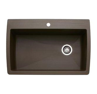 Black or brown very popular extremely durable silgranit for Silgranit bathroom sinks