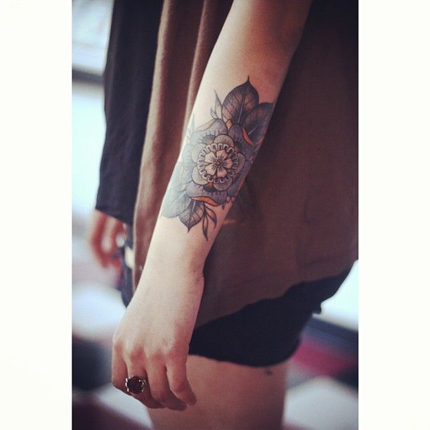 1000+ Ideas About Arm Tattoo Placements On Pinterest