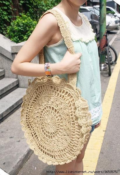Lots of crochet bag inspiration!