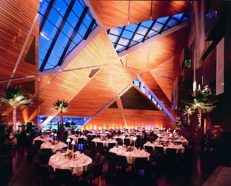 The McNamara Alumni Center On University Of Minnesota Campus Is An Award Winning And Stunning Gala Wedding Reception Venue With Catering By DAmico