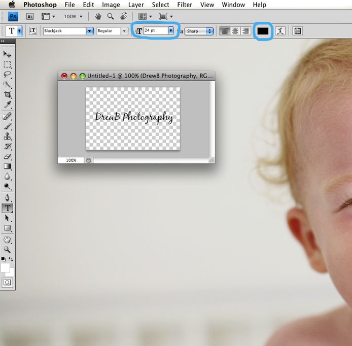 watermarking pictures : much more easier than everything I had seen before !
