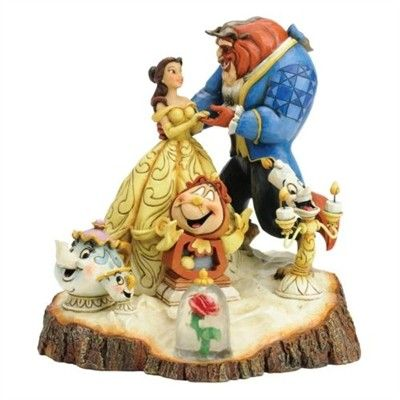 Disney tradition - Beauty and the beast