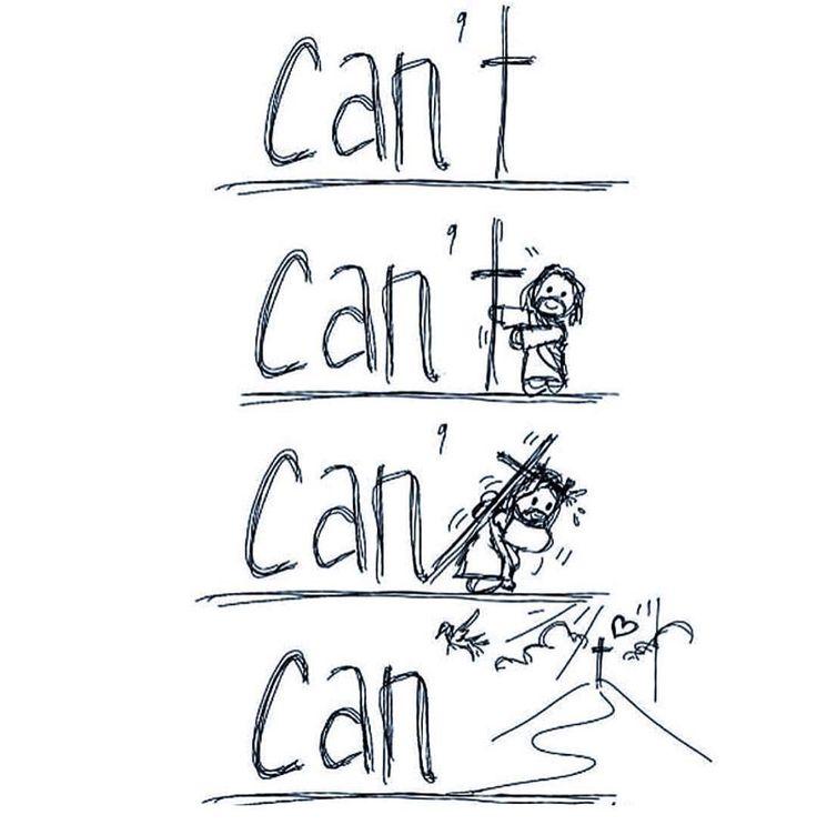 Todo lo puedo en Cristo que me fortalece  Filipenses 4:13 #godislove