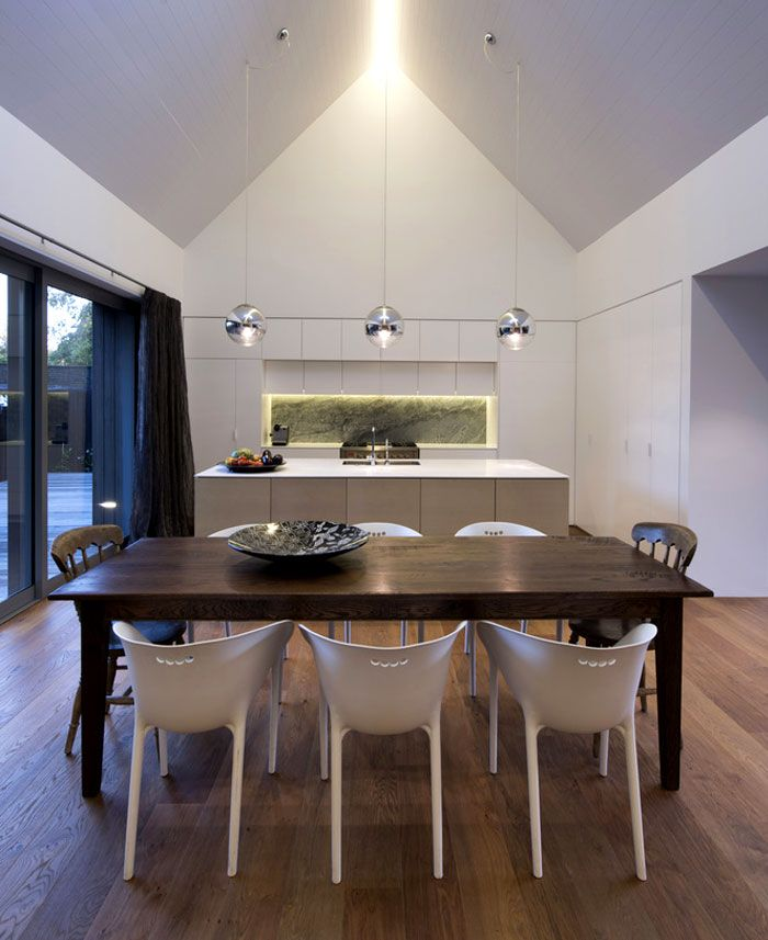 Christchurch House by Case Ornsby Design - InteriorZine
