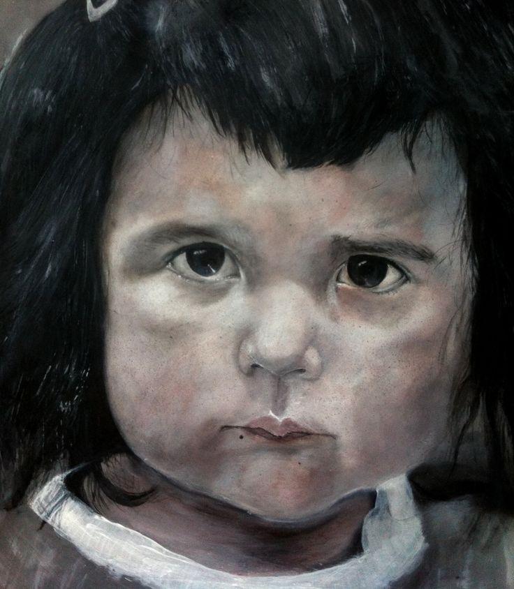 Pintura acrilico by Sebastián Zamorano