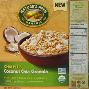 The top 10 breakfast cereals most likely to contain Monsanto's GMO corn. Nature's Path is only cereal that is 100% safe.