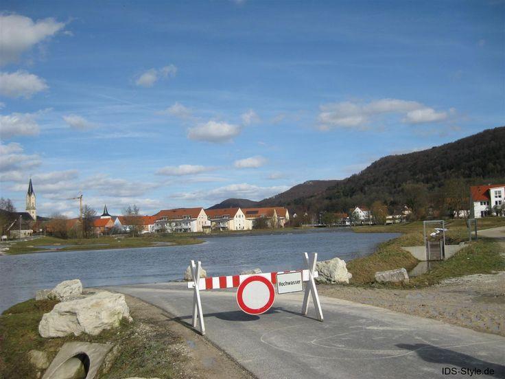 Fränkische Schweiz Winter 2009/2010 - 27.02.2014 Hochwasser in Ebermannstadt