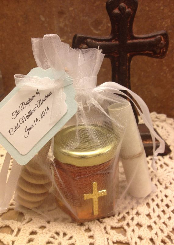 Baptism or First Holy Communion Favors For Girls and by holyhoney, $5.00