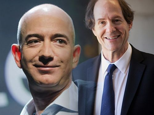 Creepy: U.S. Military Adds Jeff Bezos and Cass Sunstein to Pentagon?s Defense Innovation Advisory Board