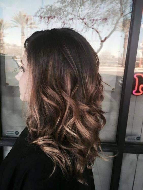 Tendencia balayage en cabello corto