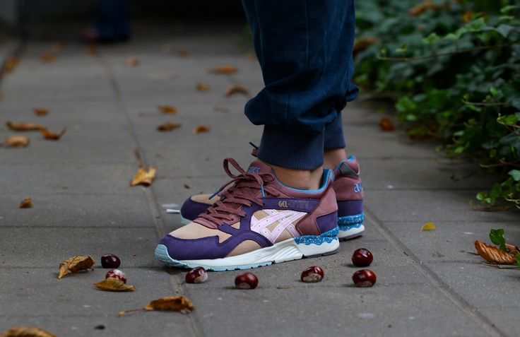 "TYLKO W RUN COLORS! Asics Gel Lyte V x Offspring ""Desert Pack""  premiera w najbliższą sobotę! link do wydarzenia: https://www.facebook.com/events/862646433747614/"