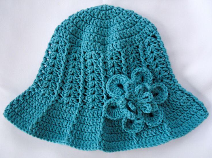 137 best Chapeaux enfants images on Pinterest | Crochet hats, Hand ...
