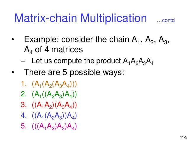 How To Solve Matrix Product Parenthesizations Problem Blog Find Best Reads Of All Time On Askgif Solving All About Time Matrix Multiplication