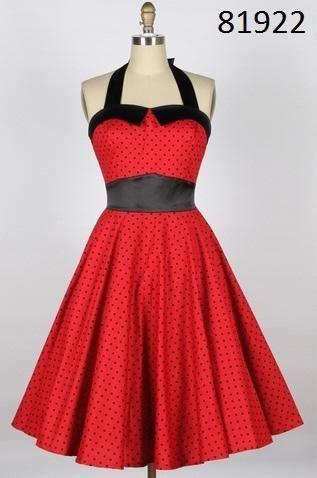 Купить платье пинап