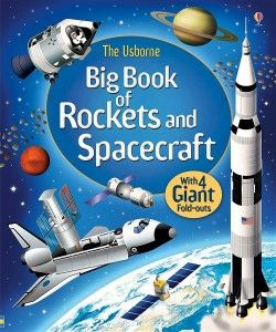 Big book rockets and spacecrafts