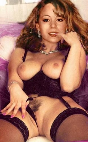 Amusing free nude pic of mariah carey agree