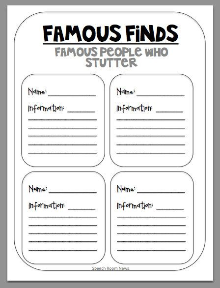 117 best {SLP} Fluency & Cluttering images on Pinterest