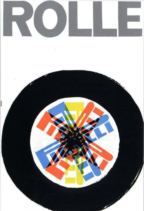 #FontsinMotion Another Pirelli tyres ad by Bob Noorda  via @studio_sparrowh