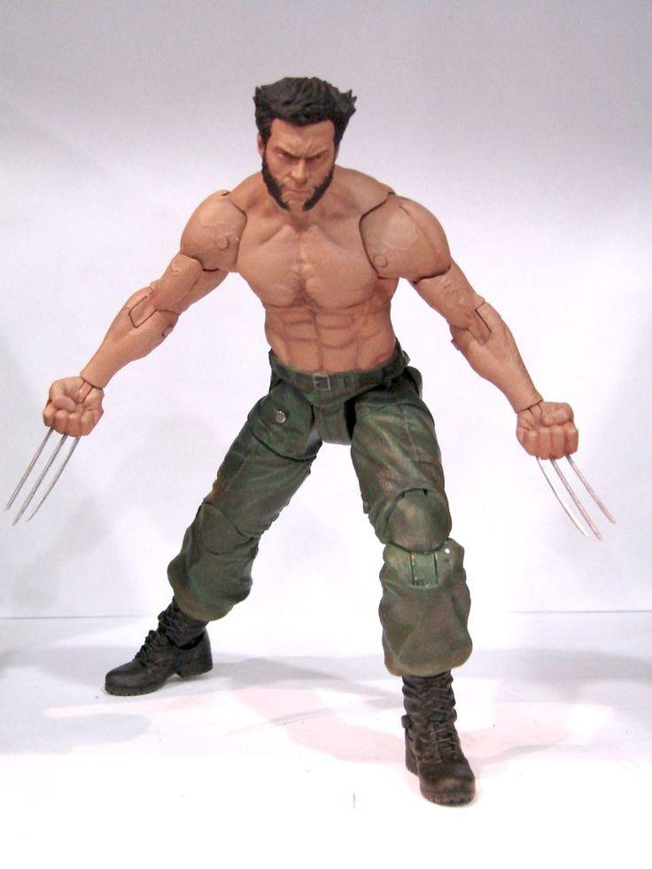 Diamond Select Announces Marvel Select Action Figure, Minimates for The Wolverine | Art Asylum Blog