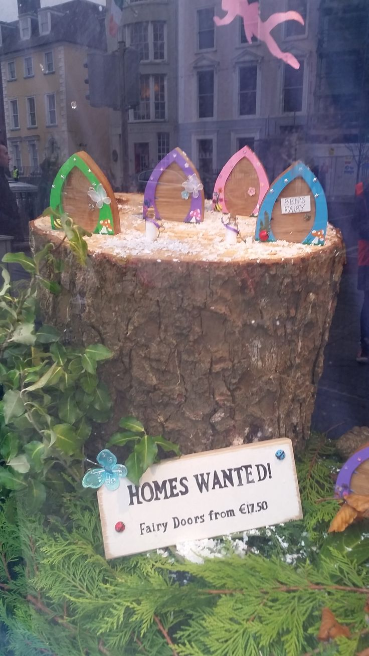 17 best images about magical fairy gardens on pinterest for Irish fairy garden