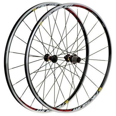 Mavic Aksium Road Wheels  Wheelset - No Tyres