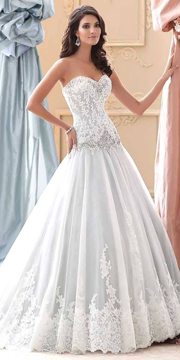 27 Disney Wedding Dresses For Fairy Tale Inspiration