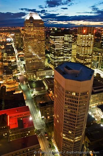 Calgary, Alberta, Canada skyline