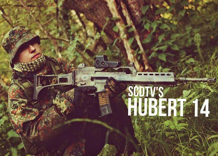 SCDTV Hubert 14 AEG Photo Gallery