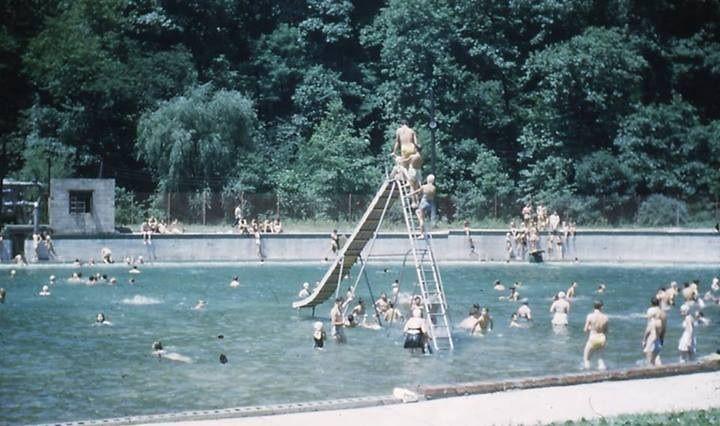 Oakford Park Swimming Pool Jeannette Pa Jeannette