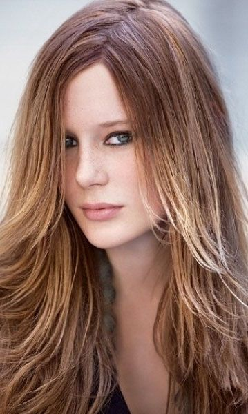40 best Mod / Long Layered Haircut with and without bangs ...