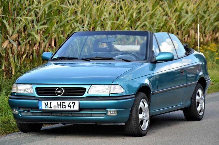 Opel Astra  F Cabrio GL