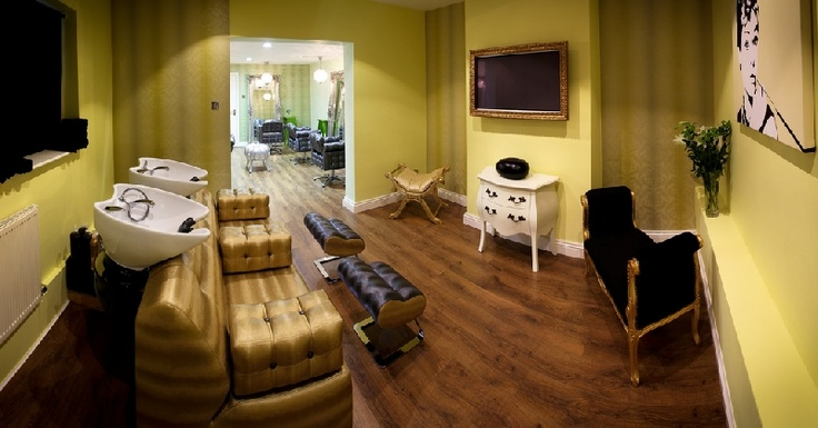 Birmingham (UK) » SALONI REALIZZATI - AZIENDA :: PIETRANERA SPA - Produzione e vendita arredamenti per parrucchieri e saloni