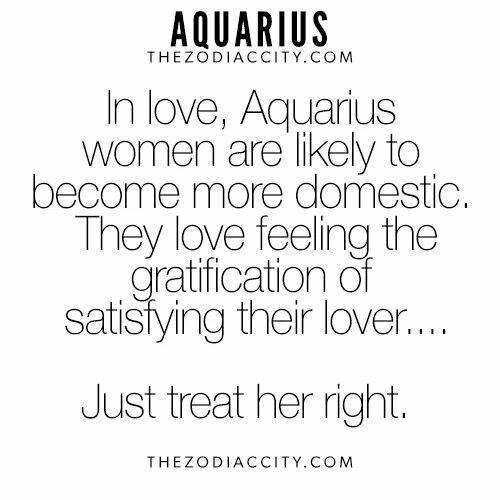 how to love an aquarius woman