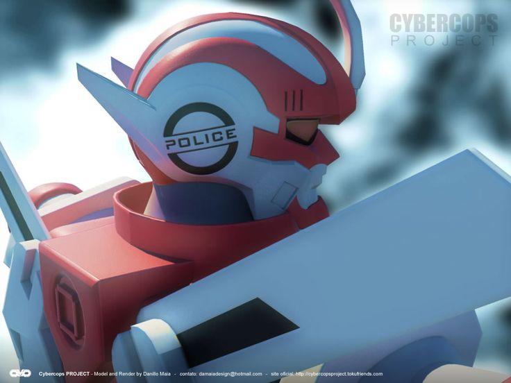 Cybercop Jupiter