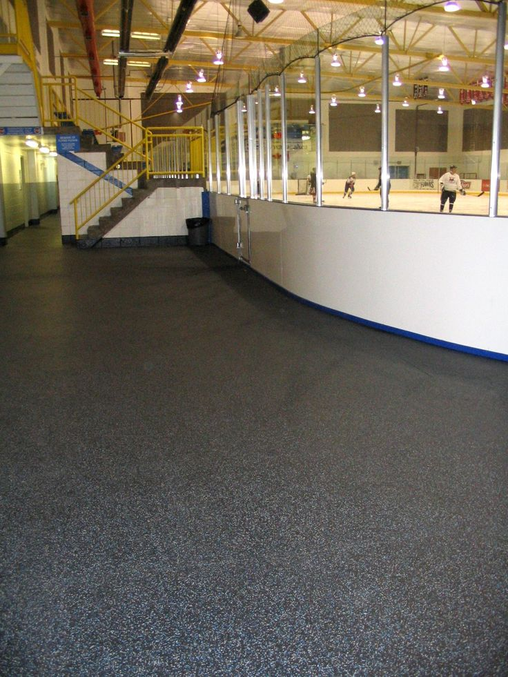 Unique Recycled Rubber Gym Flooring