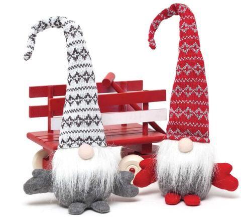Alpine Sweater Hat Gnome