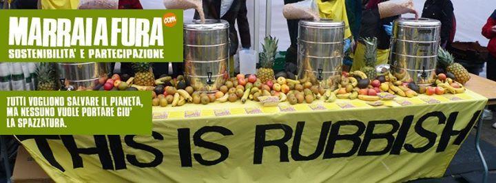 Nel mese di Dicembre 2009 si e' svolto a #Londra in Trafalgar Square, Feeding the 5k, un pranzo per 5000 persone cucinato con cibo recuperato che sarebbe altrimenti finito nella spazzatura. Link articolo: http://marraiafura.com/tristam-stuart-freegan-il-trash-food-quando-la-sostenibilita-parte-dai-bidoni-della-spazzatura/  #freegan #cibo #spreco #tristastramstuart #riciclocibo #spazzatura #scarti #lastminutemarket #controlospreco  Le copertine di @marraiafura