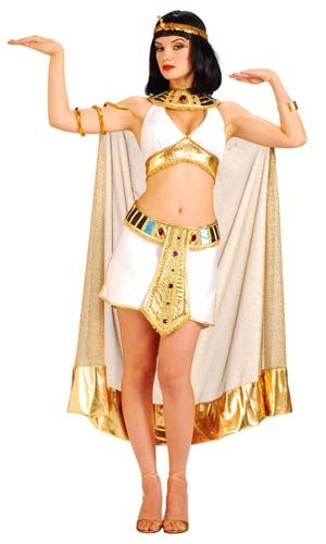 Sexy Cleopatra Costume - Egyptian Costumes