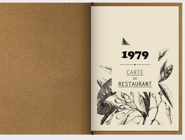 restaurant menu design - Restaurant Menu Design Ideas