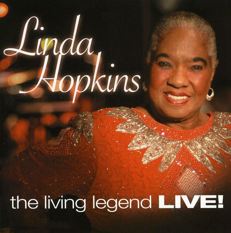 Linda Hopkins - Living Legend Live!