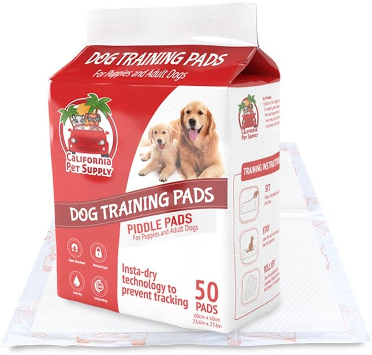Dog Training Pads- Maximum-Absorption Puppy Pads W/Insta-Dry Technology Offer..