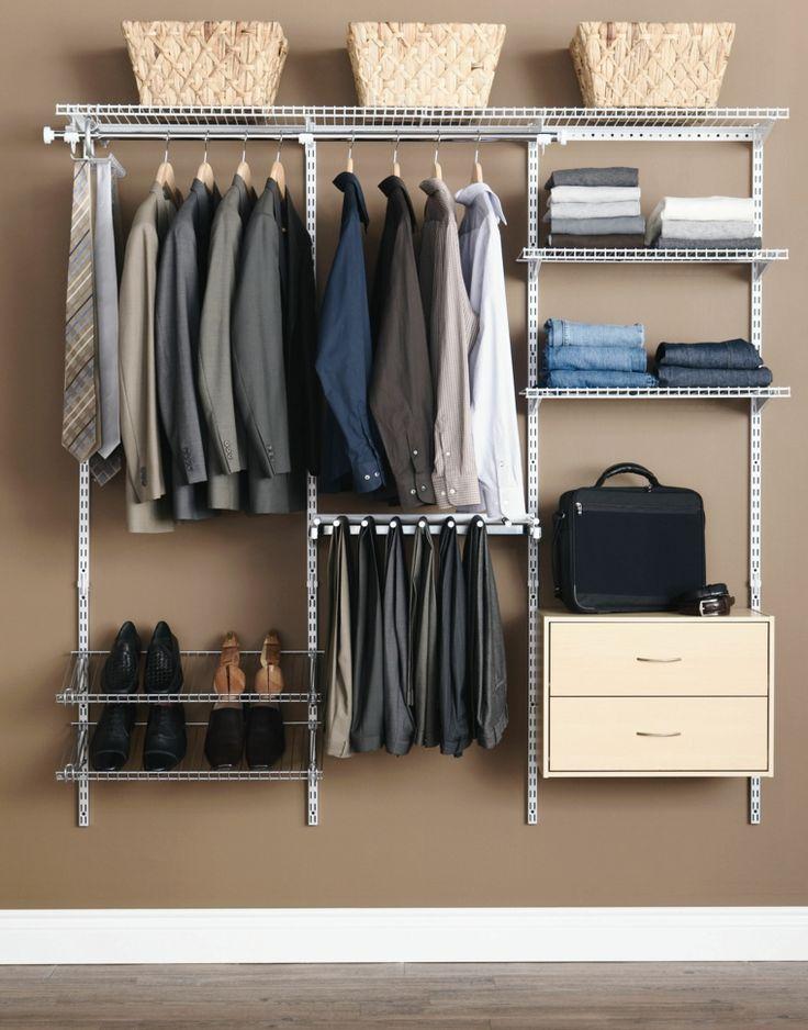 formas prcticas de organizar armarios baratos para dar un aire de modernidad a nuestro hogar vestidores