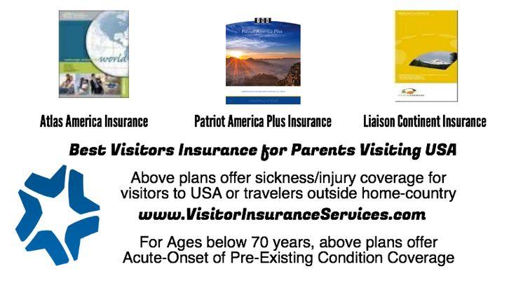 Atlas America Insurance Review >> 310 best Visitor Health Insurance images on Pinterest