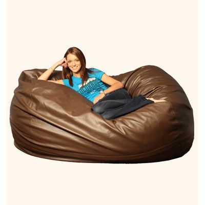 Bay Isle Home Aloa Bean Bag Sofa Upholstery